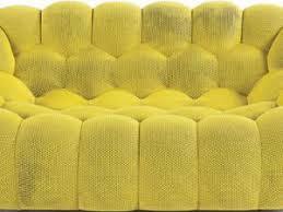la roche bobois canapé le nouveau canapé de roche bobois par helloo designer