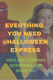 this is another shop that has it all halloween express offers
