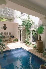 Moroccan Houses by The Style Files No 31 Grace U0027s Moroccan House Tour Topology