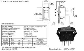 switches lighted and illumunated 22500 22