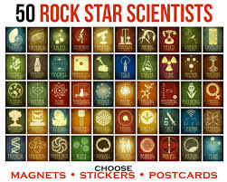 Astrophysicist Cover Letter Carl Saganpng 50 Science Postcards Magnets Or Stickers Steampunk Rock