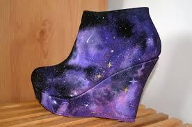 diy nebula heels galaxy shoes christina rotondo youtube