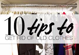 when to get rid of clothes stylecaster