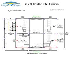floor plan doors prefab horse stalls modular barn plans horizon structures