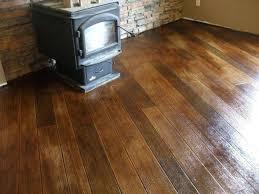 How To Finish Basement Floor - flooring best floor covering for basement raised vinyl stairs cork