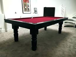 convertible pool dining table pool table and dining table convertible pool table medium size of