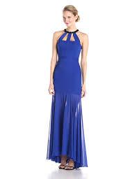 amazon com bcbgmax azria women u0027s leonara embellished neckline