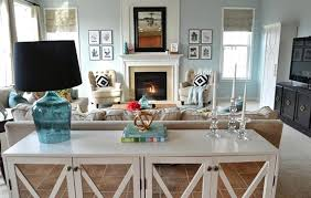 family room images ideas for family rooms elegant mirrored sofa table for beautiful