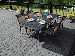 deck astounding pvc decking best pvc decking home depot pvc