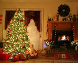 At Home Christmas Decorations by Christmas Fireplace Mantel Decoration Ideas For Home Made Pictures