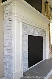 How To Make Fake Fireplace by Diy Faux Fireplace Entertainment Center Part 3 Bless U0027er House