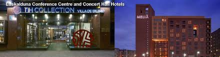hotels near euskalduna conference centre and concert hall in bilbao