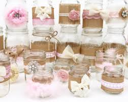 jar baby shower centerpieces nautical jar trio nautical decor home decor nautical