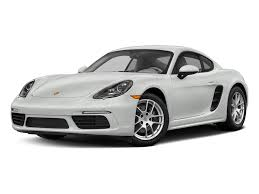 porsche cayman white new inventory in mill valley california