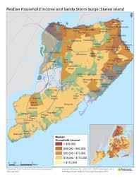 New York Borough Map by Staten Island New York Map New York Map Staten Island New York