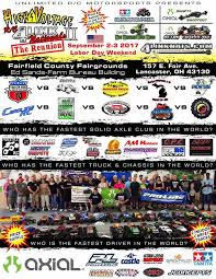 annual 4 link nationals monster truck race scheduled