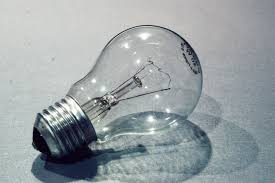 clear glass light bulb free stock photo