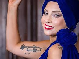 lady gaga tattoos and their beautiful meanings inkdoneright