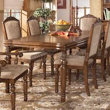 wood dining table set amazing ideas dining table ashley furniture