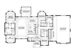 house plans open floor one level open floor house plans beautiful single storey house