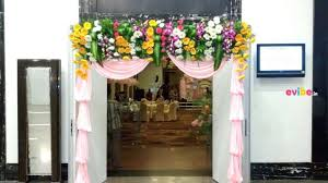 wedding arch entrance floral entrance arch for wedding reception engagement in
