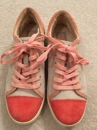ugg womens tennis shoes ugg womens 7 5 suede leather pink gray sneakers casual tennis