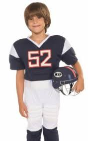 Halloween Costumes Football Player Boy Toddler Hawkeye Football Player Costume Popscreen