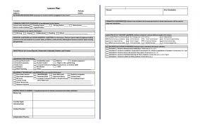 weekly preschool planner free printable jpg lesson plan template