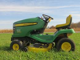 2006 john deere x300 tractor w 42 inch edge xtra deck for sale