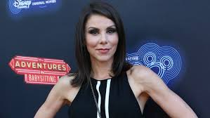 dear people who thought heather dubrow was fake crying on rhoc