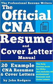official cna resume and cover letter guide review
