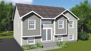 split level homes floor plans new split level house plans with walkout basement home design