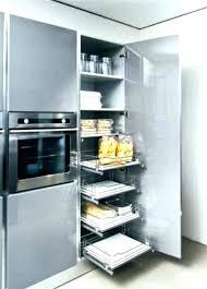 colonne coulissante cuisine meuble colonne rangement cuisine colonne de rangement cuisine
