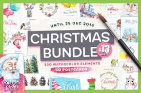 blessed print big bundle creative fabrica