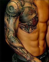 25 best mechanical arm tattoo images on pinterest mechanical arm