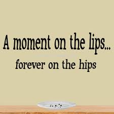 a moment on the lips quote wall stickers home decor wall decals a moment on the lips quote wall stickers