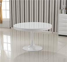table de cuisine ronde blanche table ronde cuisine homeandgarden of table ronde blanche futureci com