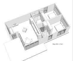 modular house view in gallery modular apartment living modern