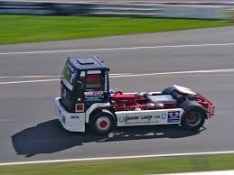 monster truck racing association no 06 john powell ford cargo class b btrc british truck racing