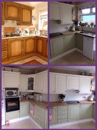 my kitchen make over i used ronseal kitchen cupboard paint in