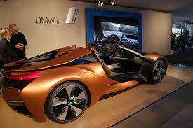 Bmw I8 Orange - gwen stacey u0027s new car u2013 the bmw i8 spyder u2013 eftm