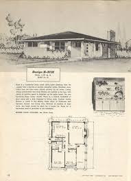 1950s ranch house plans uncategorized 1950s house plans in stylish 1950s ranch style