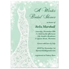 mint to be bridal shower bridal shower invitation beautiful winter mint
