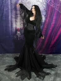 Morticia Addams Halloween Costume 872 Halloween Costumes Accessories Images