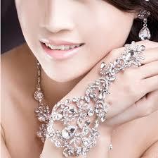 bracelet ring jewelry images Online shop women copper wrist arm double three band bracelet jpg