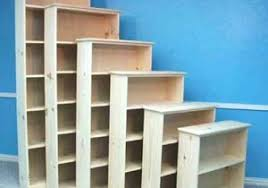 Ideas For Maple Bookcase Design Design 42 Inch Primitive Bookshelf Burr S Unfinished Furniture Of