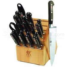Henkel Kitchen Knives Zwilling J A Henckels Twin Pro U0027s U0027 20 Piece Kitchen Block Set