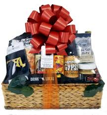 local gift baskets represent maryland drink local the frederick basket company