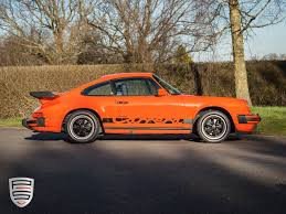 orange porsche used porsche 911 carrera 3 0 1977 paul stephens