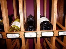 R Wine Cellar - labeling